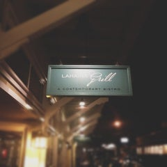 Photo taken at Lahaina Grill by Joel B. on 8/21/2012