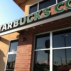 Photo taken at Starbucks by Patrick P. on 8/21/2012