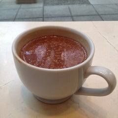 Photo taken at Cacao Drink Chocolate by Elizabeth on 4/5/2012