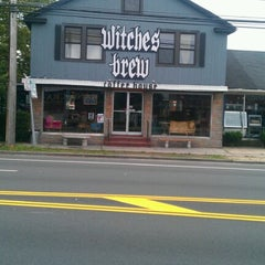 Photo taken at The Witches Brew by Gregory V. on 7/27/2012