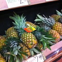 Photo taken at Trader Joe's by Monica R. on 8/19/2012