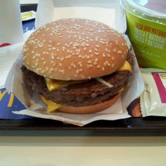 Photo taken at McDonald's by Albert F. on 5/20/2012