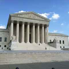 Photo taken at Supreme Court of the United States by Jacob S. on 4/19/2012