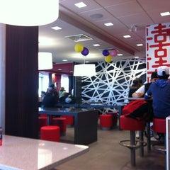 Photo taken at McDonald's by Nesrine O. on 4/1/2012