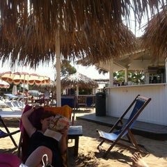 Photo taken at Crazy Bull On The Beach by Maurizio v. on 8/19/2012