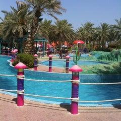 Photo taken at قرية المسيلة المائية by Athbi ALfaeyz H. on 6/12/2012