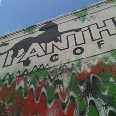 Photo taken at Panther Coffee by Jewel F. on 5/4/2012