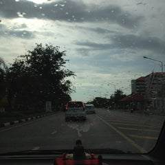 Photo taken at มหาวิทยาลัยมหาสารคาม (Mahasarakham University) by PoON >>🌺🌺 💟🚺 on 5/28/2012