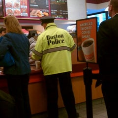 Photo taken at Dunkin' Donuts by Michelle H. on 3/16/2012