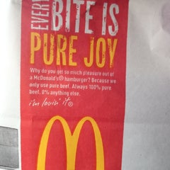 Photo taken at McDonald's by Edward M. on 4/16/2012