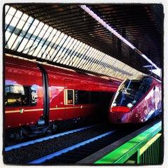 Photo taken at Stazione Milano Rogoredo by Marco Z. on 8/26/2012
