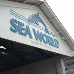 Photo taken at Sea World by Chapel 8. on 4/6/2012