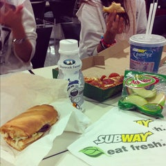 Photo taken at Subway by YoKee Y. on 3/21/2012