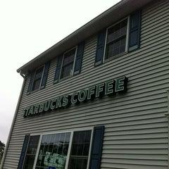 Photo taken at Starbucks by Caroline M. on 6/12/2012