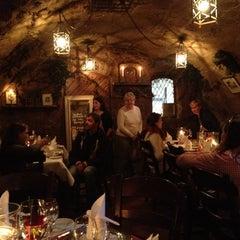 Photo taken at Altes Weinkellerchen by Julia K. on 4/12/2012