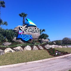 Photo taken at SeaWorld San Antonio by Monira A. on 3/12/2012