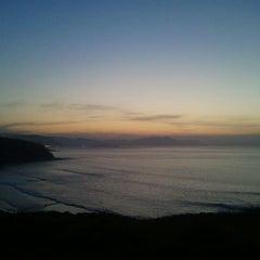 Photo taken at Playa Atxabiribil / Arrietara Hondartza by Tomas M. on 3/25/2012