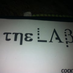 Photo taken at The Lab by Lyvia on 8/11/2012