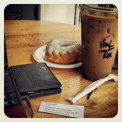 Photo taken at Reality Tuesday Café by Jakob K. on 4/9/2012