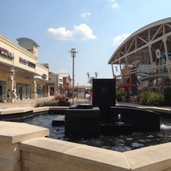 Photo taken at Houston Premium Outlets by Ajay B. on 6/6/2012