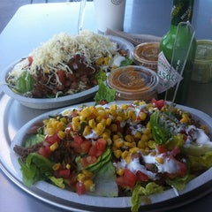 Photo taken at Chipotle Mexican Grill by Isa R. on 3/4/2012