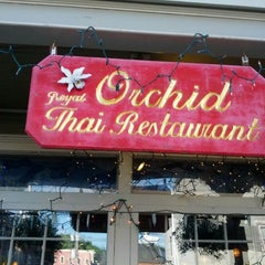 Photo taken at Royal Orchid Thai by Dave G. on 6/13/2012