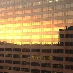 Photo taken at The Westin Denver Downtown by Teresa on 3/21/2012