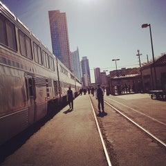 Photo taken at Austin Train Station - Amtrak (AUS) by Eddie S. on 3/4/2012