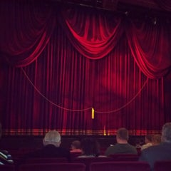 Photo taken at Palace Theatre by Flo W. on 4/16/2012