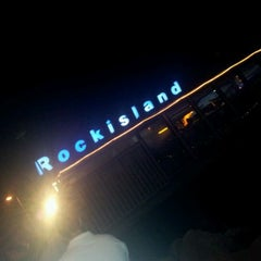 Photo taken at Rockisland by Francesca R. on 6/2/2012