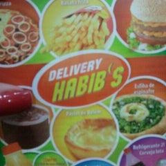 Photo taken at Habib's by Lu S. on 6/9/2012