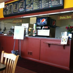 Photo taken at Burrito Factory by Bob M. on 4/15/2012