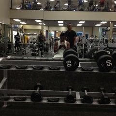 Photo taken at LA Fitness by Sokha B. on 6/19/2012