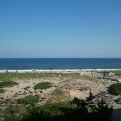 Photo taken at Sea Crest on the Ocean by Alex S. on 6/28/2012