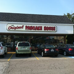 Photo taken at The Original Pancake House by Giani S. on 8/4/2012
