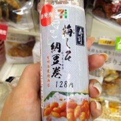 Photo taken at セブンイレブン 川崎小杉法政通り店 by Keiko K. on 6/22/2012