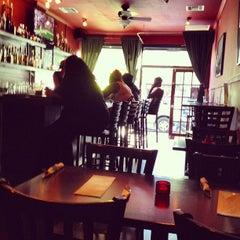 Photo taken at MangoSeed Restaurant by Susan J. on 6/23/2012