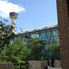 Photo taken at Henry B. Gonzalez Convention Center by Linda U. on 4/10/2012