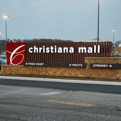Photo taken at Christiana Mall by Yankee Robert C. on 5/9/2012