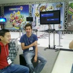 Photo taken at Gameworld 2012 by Alex G. on 4/1/2012