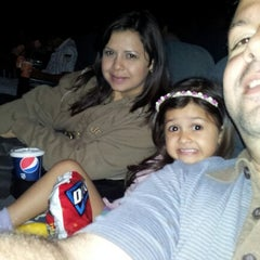 Photo taken at Cines Unidos by Leandro F. on 7/25/2012