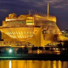 Photo taken at Casino de Montréal by Krıstófer-Þórır D. on 8/21/2012