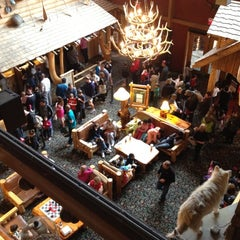 Photo taken at Great Wolf Lodge by mtnbke on 3/4/2012