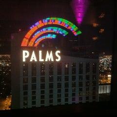 Photo taken at Palms Casino Resort by Coach K. on 6/8/2012