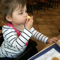 Photo taken at Chick-fil-A by Rachel C. on 3/20/2012