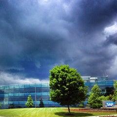 Photo taken at SAP America (NSQ) by Martin L. on 6/4/2012