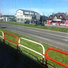 Das Foto wurde bei Pekná cesta (tram, bus) von Veronička am 4/27/2012 aufgenommen