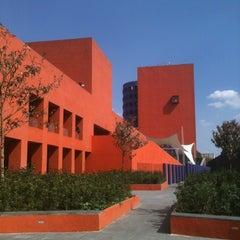 Photo taken at Centro Nacional de las Artes by Wilbert D. on 1/30/2012