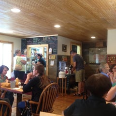 Photo taken at Small B&B Cafe by brian f. on 7/13/2012