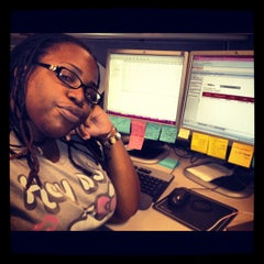 Photo taken at The Desk Of MzHiM810z by alexis on 7/14/2012